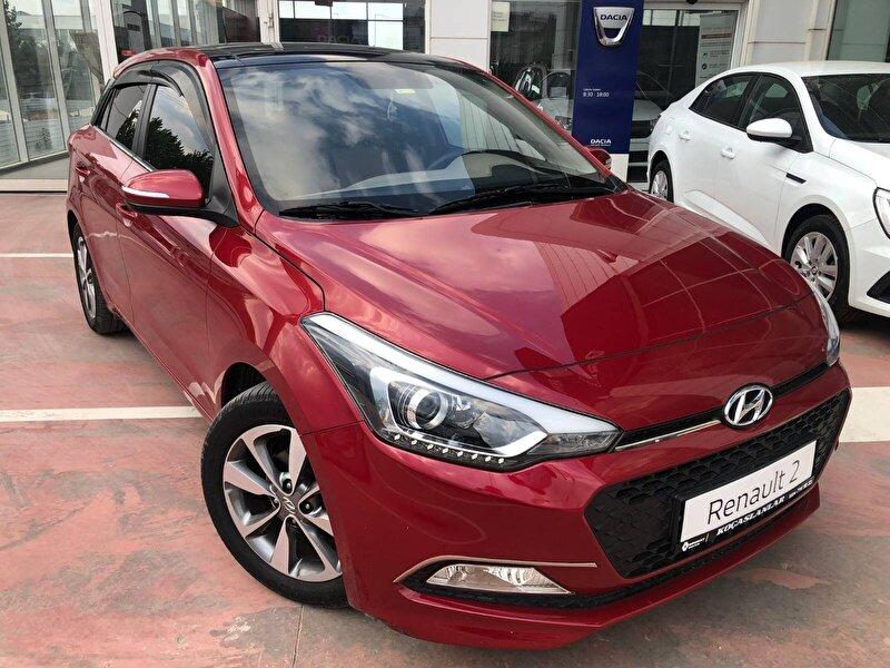 2017 Benzin Otomatik Hyundai i20 Kırmızı KOÇASLANLAR
