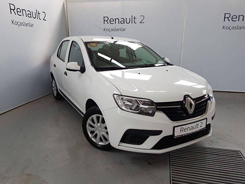 2018 Dizel Manuel Renault Symbol Beyaz KOÇASLANLAR