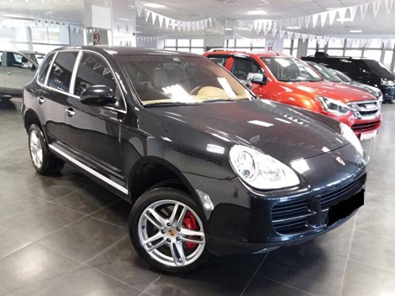 2004 Benzin Otomatik Porsche Cayenne Siyah KOÇASLANLAR