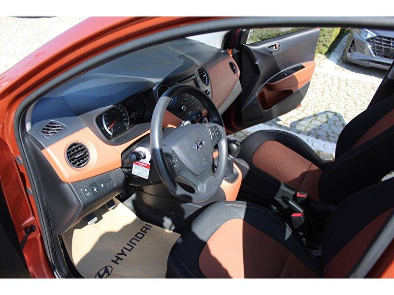 Hyundai i10 Hatchback 1.0 D-CVVT Style