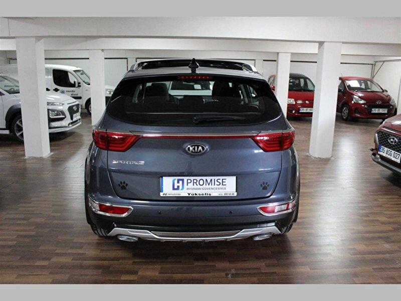 Kia Sportage SUV 1.6 GDI Concept Plus (Güvenlik Paketli) Otomatik