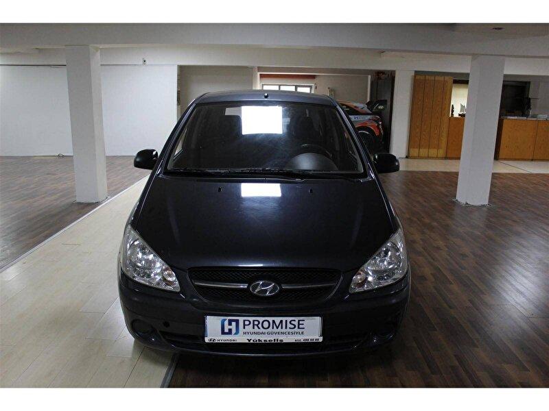 Hyundai Getz Hatchback 1.5 CRDi VGT Start