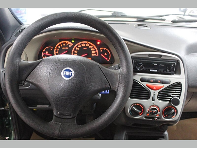 Fiat Palio 1.2 16V HL