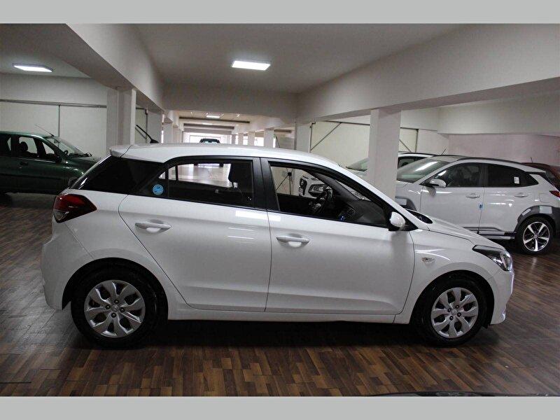 2015 Dizel Manuel Hyundai i20 Beyaz YÜKSELİŞHYUNDAİ