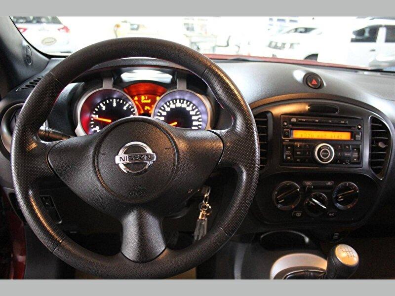 Nissan Juke Crossover 1.5 DCI 4x2 Tekna