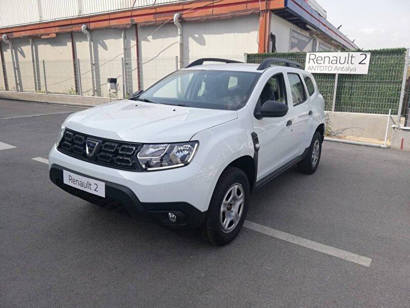 2021 Dizel Manuel Dacia Duster Beyaz ANTOTO