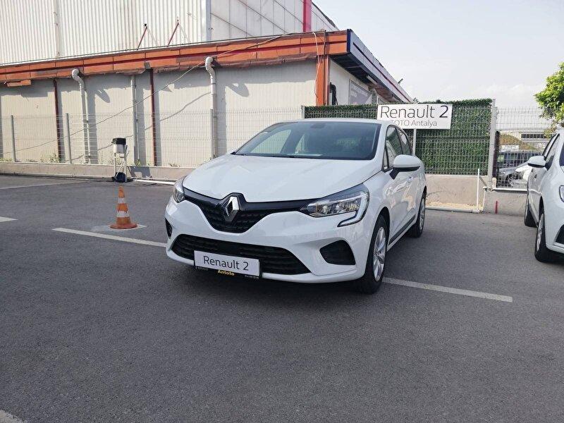 2020 Benzin Manuel Renault Clio Beyaz ANTOTO