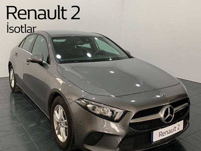 2020 Dizel Otomatik Mercedes-Benz A Gri İSOTLAR