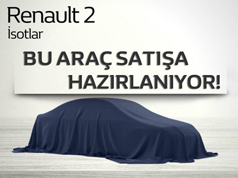 2016 Dizel Otomatik Renault Fluence Gri İSOTLAR