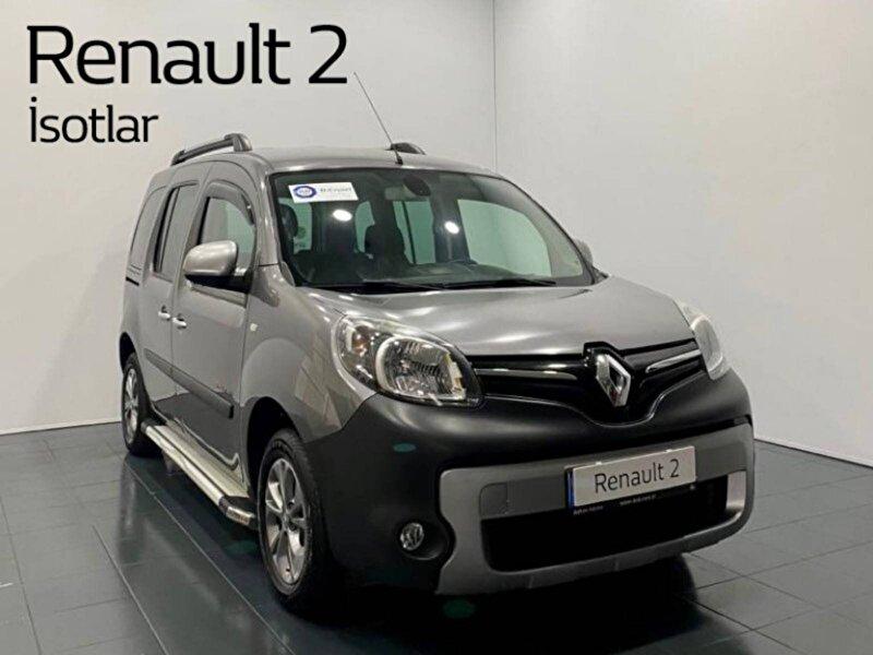 2016 Dizel Manuel Renault Kangoo Multix Füme İSOTLAR