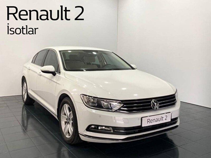 2015 Benzin Otomatik Volkswagen Passat Beyaz İSOTLAR
