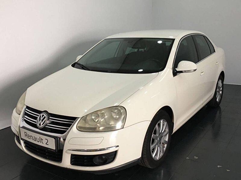 2006 Benzin Manuel Volkswagen Jetta Beyaz İSOTLAR