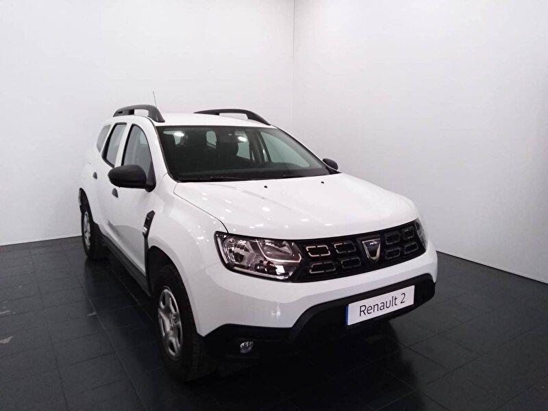 2021 Dizel Manuel Dacia Duster Beyaz İSOTLAR