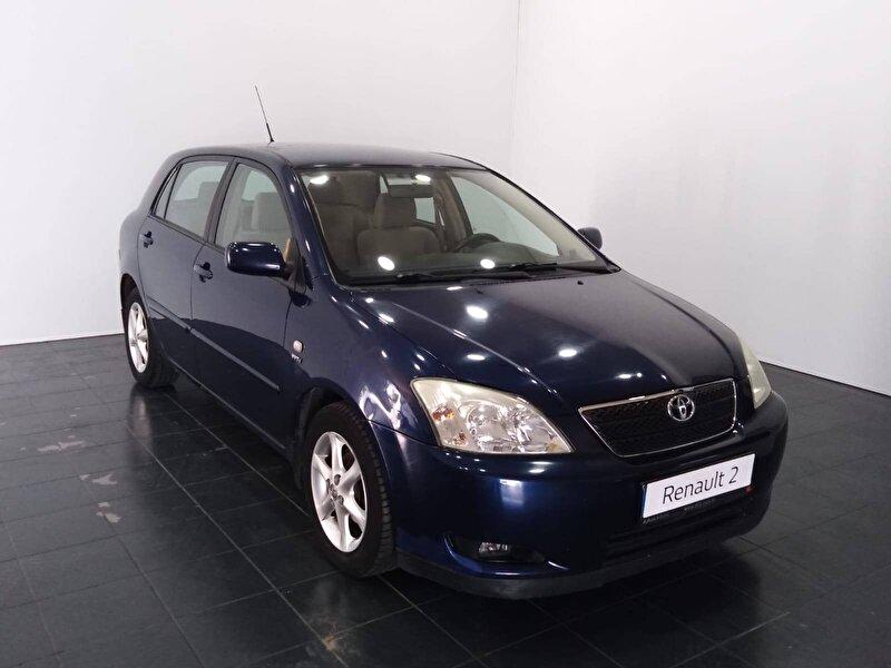 2004 Benzin + LPG Otomatik Toyota Corolla Mavi İSOTLAR
