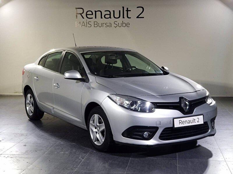 2015 Dizel Otomatik Renault Fluence Gri MAİS-BURSA