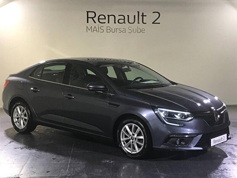2017 Dizel Otomatik Renault Megane Füme MAİS-BURSA