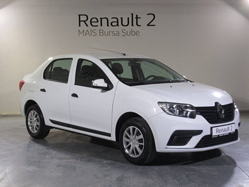 2017 Dizel Manuel Renault Symbol Beyaz MAİS-BURSA