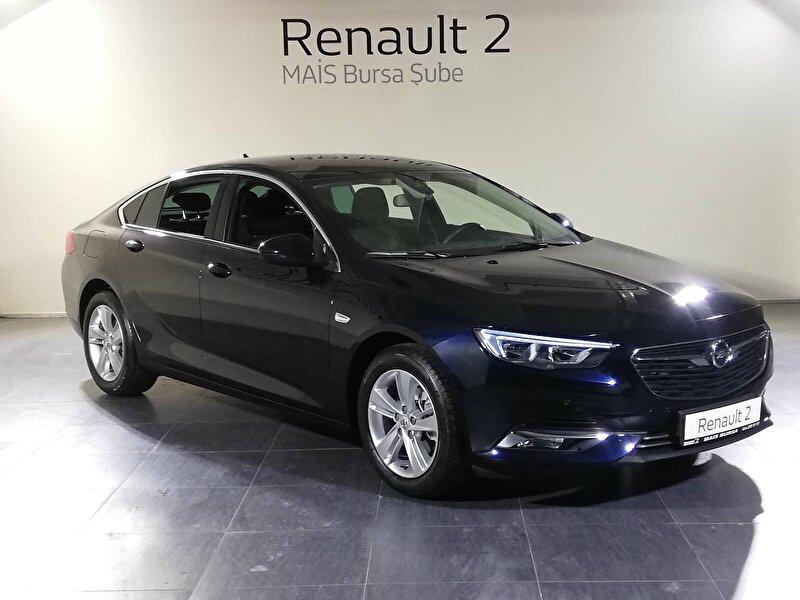 2020 Dizel Otomatik Opel Insignia Mavi MAİS-BURSA
