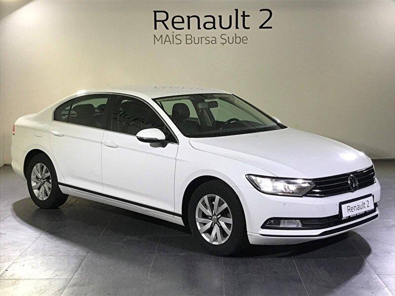 2017 Dizel Otomatik Volkswagen Passat Beyaz MAİS-BURSA