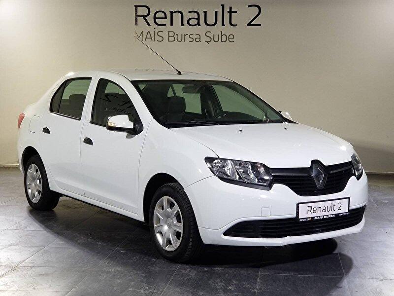 2015 Benzin Manuel Renault Symbol Beyaz MAİS-BURSA