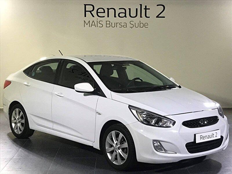 2017 Benzin Manuel Hyundai Accent Blue Beyaz MAİS-BURSA