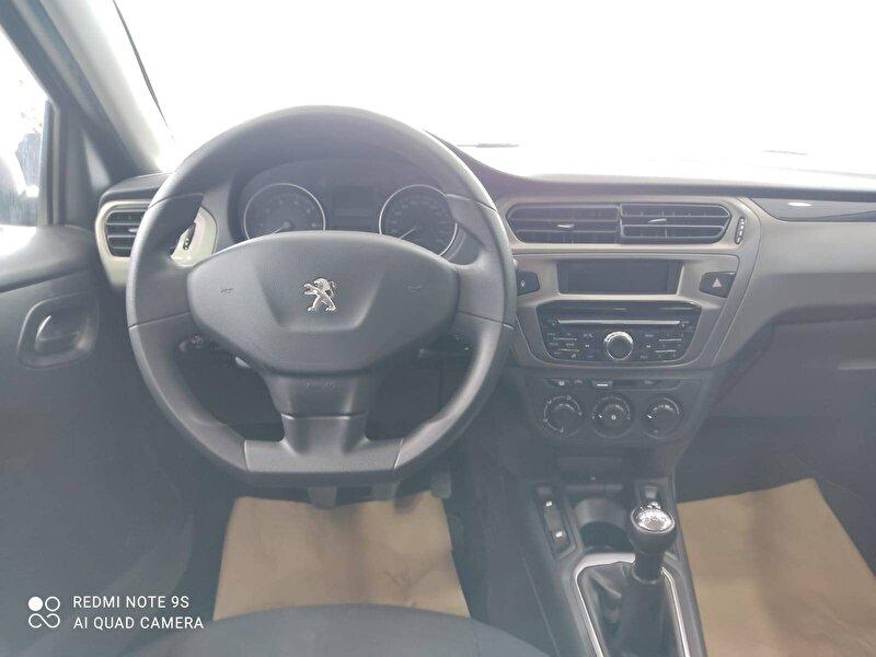 2018 Dizel Manuel Peugeot 301 Gri ÖZYOLCU OTO