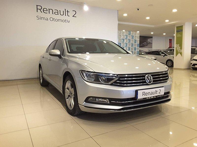 2016 Dizel Otomatik Volkswagen Passat Gri SİMA OTOMOTİV