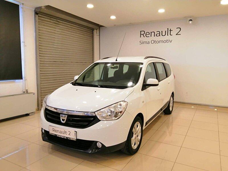 2016 Dizel Manuel Dacia Lodgy Beyaz SİMA OTOMOTİV