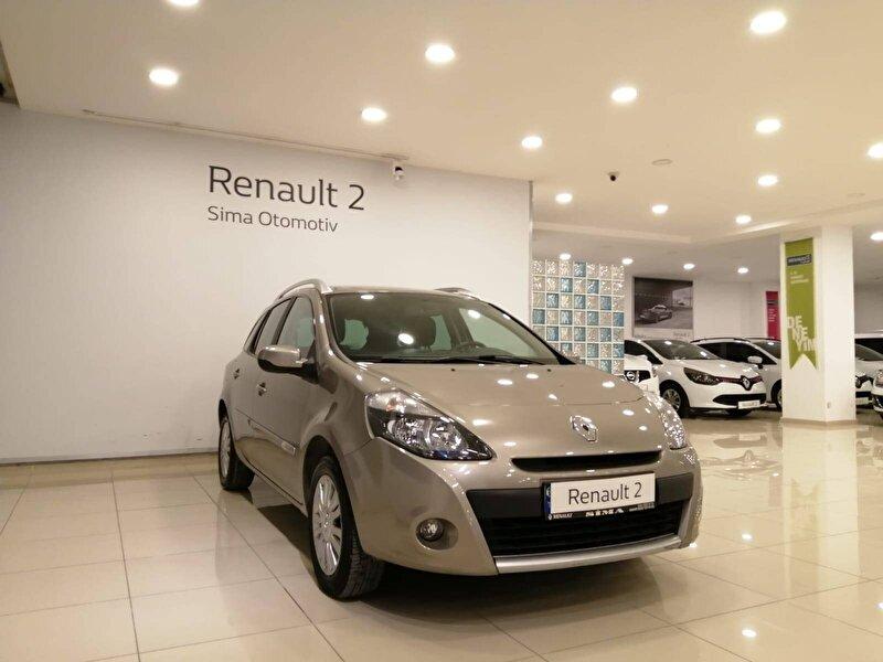 2012 Benzin Otomatik Renault Clio Kahverengi SİMA OTOMOTİV