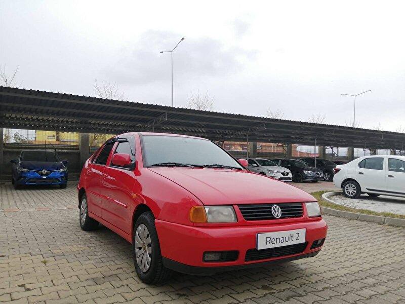 1997 Benzin + LPG Manuel Volkswagen Polo Kırmızı SİMA OTOMOTİV