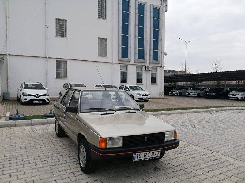 1986 Benzin + LPG Manuel Renault R 9 Bej SİMA OTOMOTİV