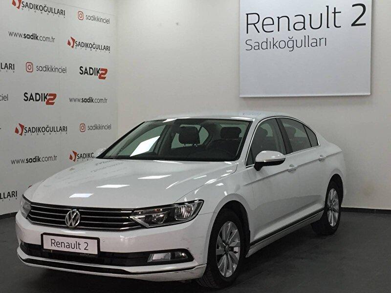 2016 Dizel Otomatik Volkswagen Passat Beyaz SADIKOĞULLARI