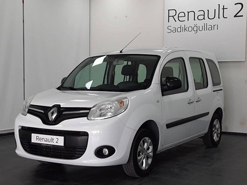2018 Dizel Manuel Renault Kangoo Multix Beyaz SADIKOĞULLARI
