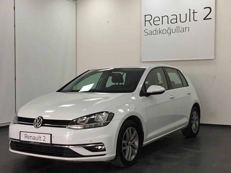 2019 Dizel Otomatik Volkswagen Golf Beyaz SADIKOĞULLARI