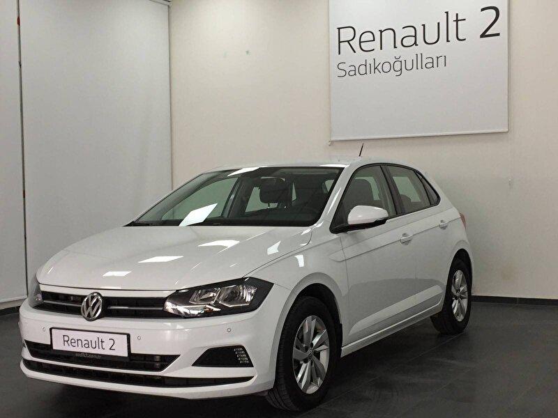 2019 Dizel Otomatik Volkswagen Polo Beyaz SADIKOĞULLARI