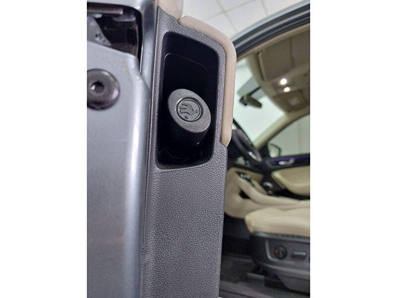 2017 Benzin Otomatik Skoda Kodiaq Gri SADIKOĞULLARI