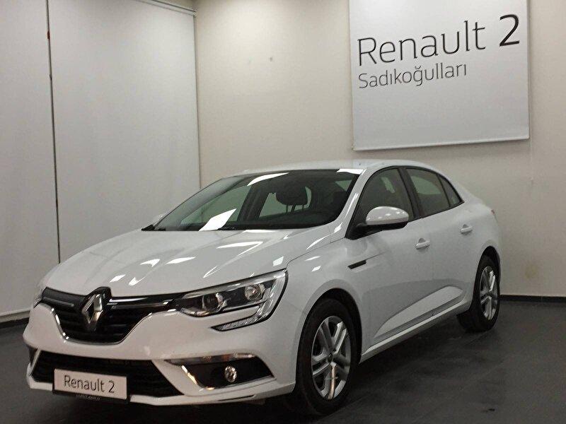 2020 Benzin Manuel Renault Megane Beyaz SADIKOĞULLARI