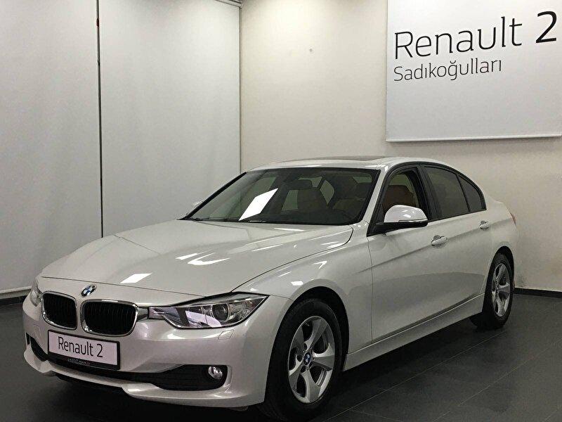 2014 Benzin Otomatik BMW 3 Serisi Beyaz SADIKOĞULLARI