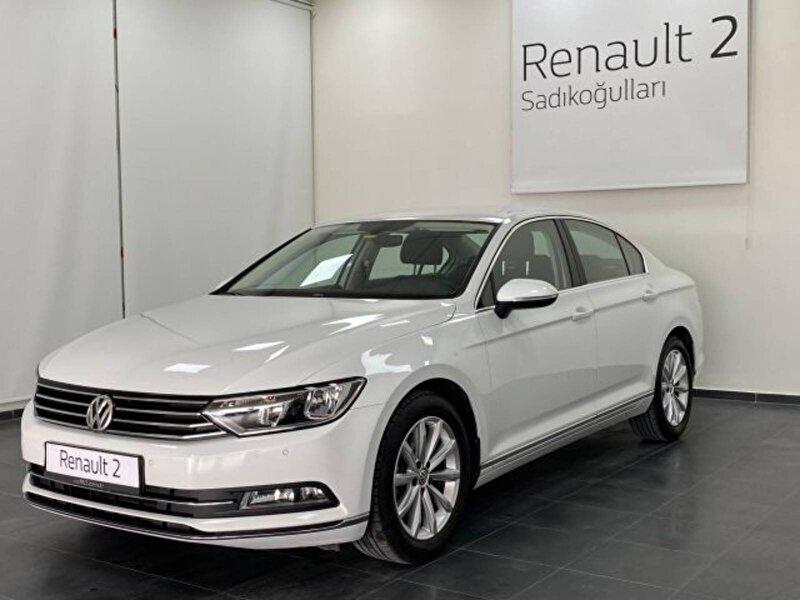 2017 Benzin Otomatik Volkswagen Passat Beyaz SADIKOĞULLARI