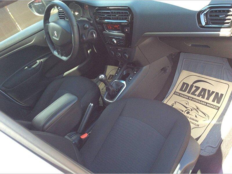 2016 Dizel Manuel Peugeot 301 Beyaz ALTAN MOT.ARÇ.
