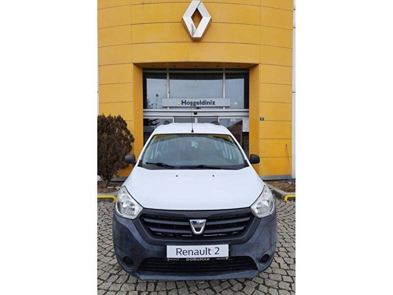 2013 Dizel Manuel Dacia Dokker Beyaz DOĞUMAK