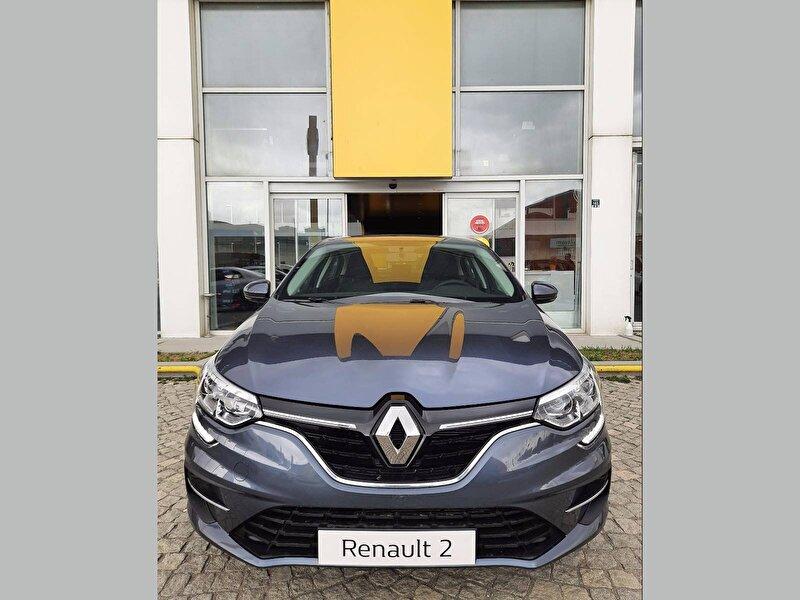 2021 Benzin Manuel Renault Megane Gri DOĞUMAK