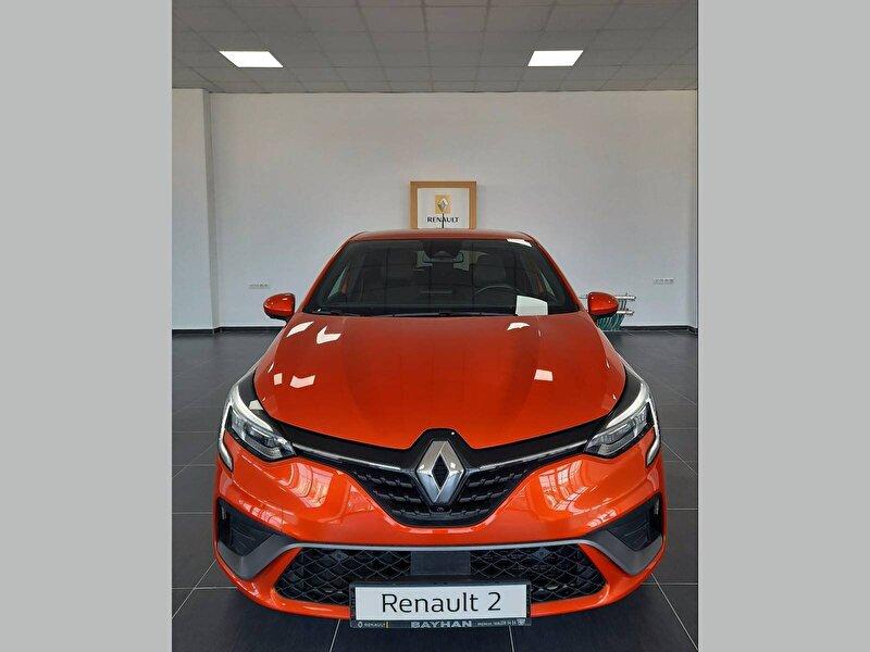 2020 Benzin Otomatik Renault Clio Turuncu DOĞUMAK