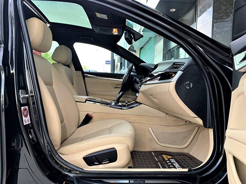 2016 Benzin Otomatik BMW 5 Serisi Siyah ERTEKLER OTOM.