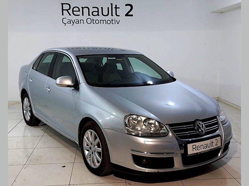 2008 Benzin Manuel Volkswagen Jetta Gümüş Gri ÇAYAN OTOMOTİV