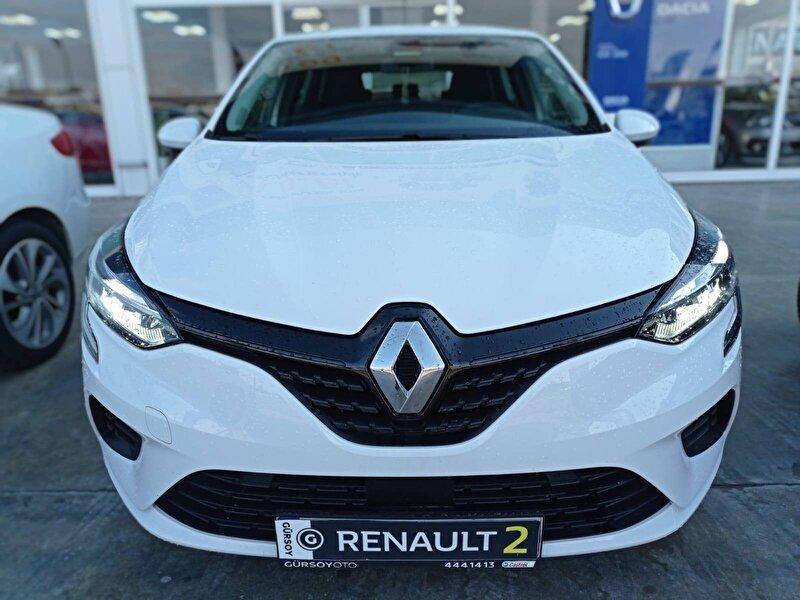 2020 Benzin Manuel Renault Clio Beyaz GÜRSOY OTO