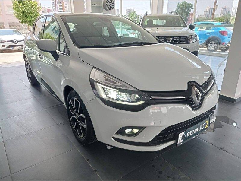 2019 Dizel Manuel Renault Clio Beyaz GÜRSOY OTO