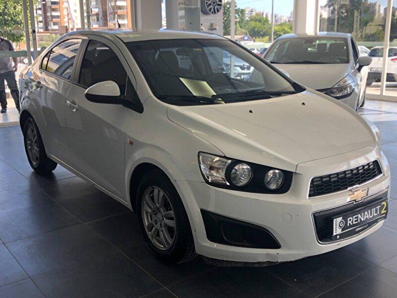 2013 Dizel Manuel Chevrolet Aveo Beyaz GÜRSOY OTO