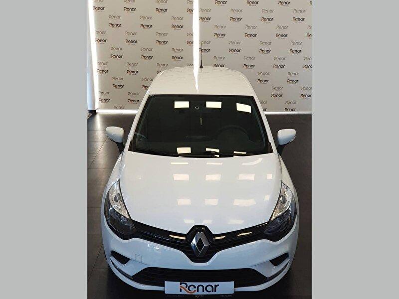 2017 Dizel Manuel Renault Clio Beyaz RENAR OTOMOTİV