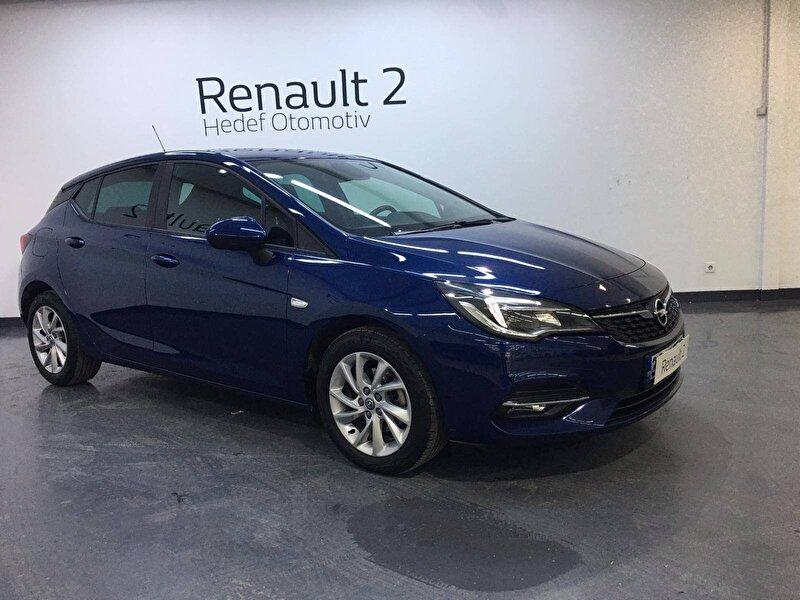 2020 Dizel Otomatik Opel Astra Lacivert HEDEF OTO